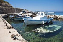 Mediterranean Sea Details, Croatia Royalty Free Stock Photos