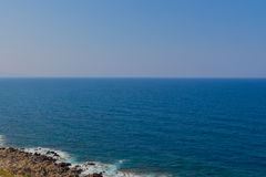 Mediterranean Sea, Greece Royalty Free Stock Images