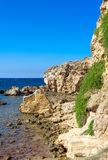 Mediterranean sea. Royalty Free Stock Images