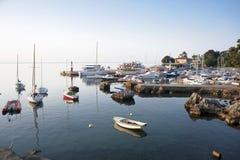 Mediterranean sea Opatija Croatia Stock Photo
