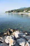 Mediterranean sea scenery Stock Photo