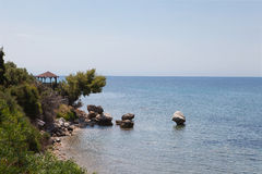 Mediterranean sea Royalty Free Stock Photos