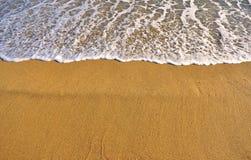 Mediterranean sea, Spain Royalty Free Stock Photo