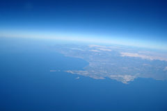 Mediterranean Sea,Turkey. Royalty Free Stock Photo
