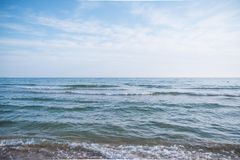 Mediterranean Sea Royalty Free Stock Photography