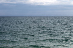 Mediterranean sea water. Royalty Free Stock Images