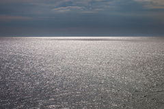 Mediterranean sea water. Stock Images