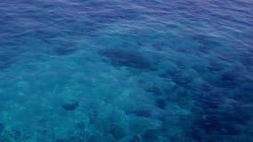 Mediterranean Sea waves stock video footage