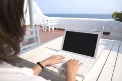 mediterranean sea writing Στοκ εικόνες με δικαίωμα ελεύθερης χρήσης