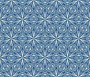 Mediterranean seamless vector pattern Royalty Free Stock Image