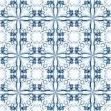 Mediterranean seamless vector pattern Royalty Free Stock Photo