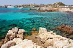 Mediterranean seascape Stock Image