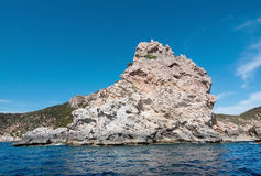 Mediterranean seascape Stock Photography