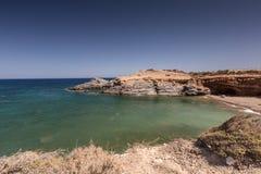 Mediterranean seascape near San Javier Royalty Free Stock Image