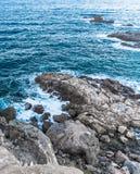 Mediterranean seascape near San Javier Stock Images