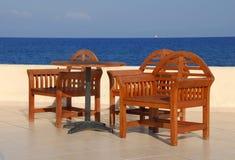 Mediterranean seaside Royalty Free Stock Image