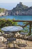 Mediterranean Seaview Stock Image