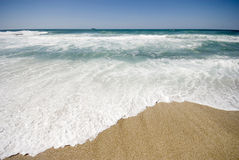 Mediterranean Shore Stock Photo