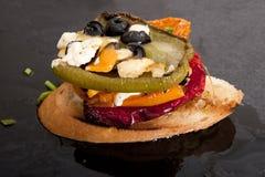 Mediterranean Snack. Stock Photography