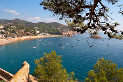 Mediterranean. Spain Stock Photography