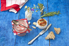 Mediterranean Spreads Stock Photography
