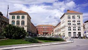 The Mediterranean Square Royalty Free Stock Photo