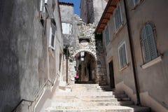 Mediterranean street royalty free stock images