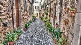Mediterranean street Royalty Free Stock Photography