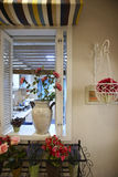 Mediterranean-style Kitchen Royalty Free Stock Images