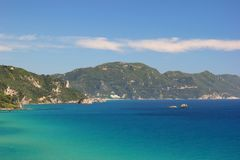 Mediterranean summer Stock Images