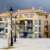 Mediterranean Summer Resort Sitges, Spain Stock Images
