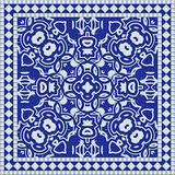 Mediterranean tile Stock Images
