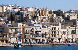 Mediterranean town Royalty Free Stock Photo