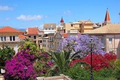 Mediterranean town Royalty Free Stock Image