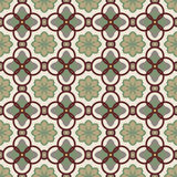 Mediterranean vector pattern Stock Image