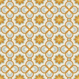 Mediterranean vector pattern Stock Images