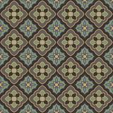 Mediterranean vector pattern. Mediterranean style vector pattern texture Royalty Free Stock Photos
