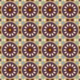 Mediterranean vector pattern. Mediterranean style vector pattern texture Royalty Free Stock Images