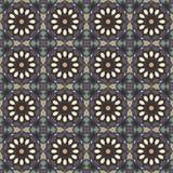 Mediterranean vector pattern Royalty Free Stock Image