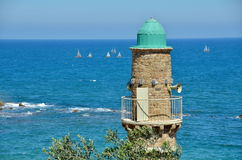 Mediterranean views Stock Photography