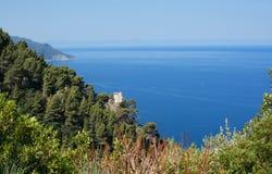 Mediterranean views in western Mallorca Stock Photography