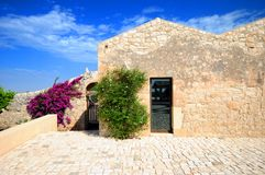 Mediterranean Villa Stock Photo