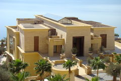Mediterranean Villa Royalty Free Stock Photos