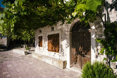 Mediterranean village Stock Image