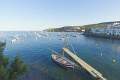 Mediterranean village, Spain Royalty Free Stock Photo