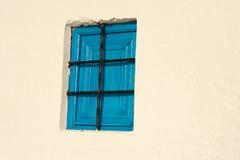 Mediterranean window Stock Image
