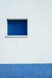 Mediterranean window Stock Photos