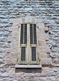 Mediterranean window Stock Images