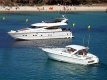 Mediterranean Yachting Stock Photos