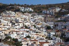 MediterraneanTown Photographie stock libre de droits